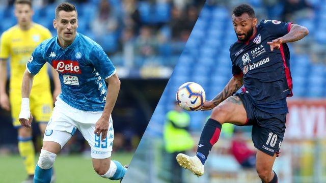 Napoli vs. Cagliari (Serie A)