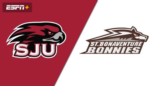 Saint Joseph's vs. St. Bonaventure (W Basketball)