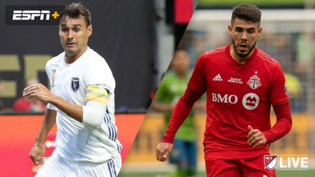San Jose Earthquakes vs. Toronto FC (MLS)