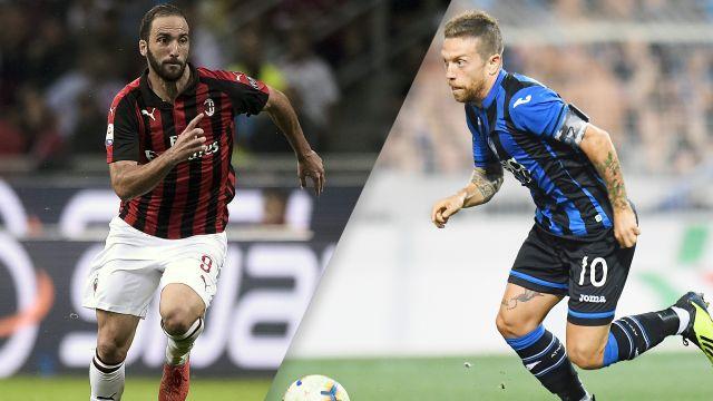 AC Milan vs. Atalanta (Serie A)