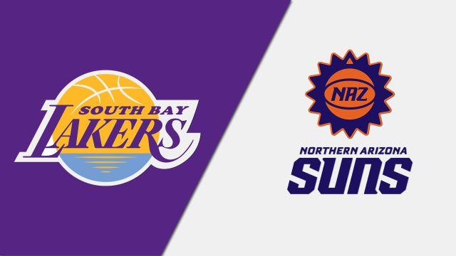 South Bay Lakers vs. Northern Arizona Suns