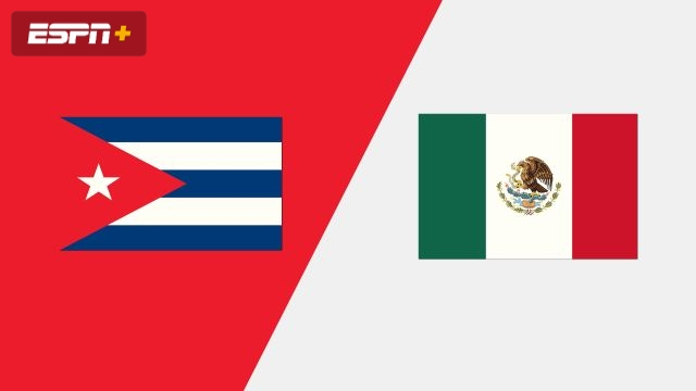 Cuba vs. Mexico (Group Phase)