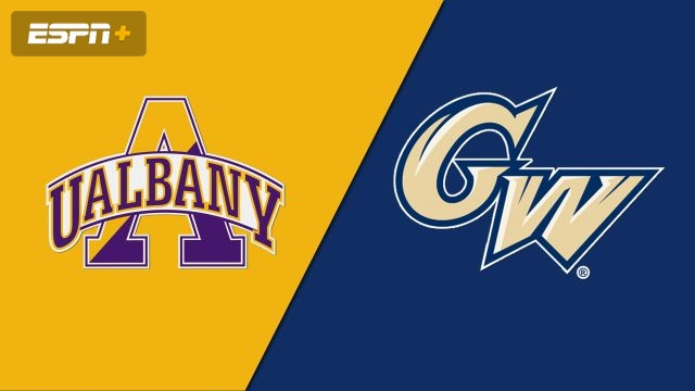 Albany vs. George Washington (W Volleyball)