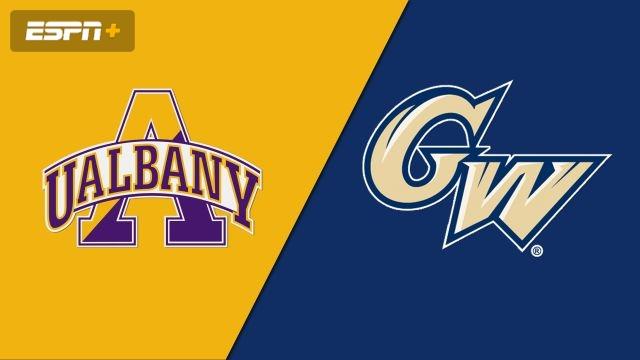 Albany vs. George Washington (W Volleyball)