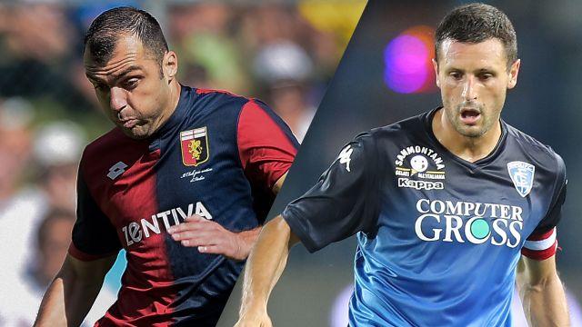 Genoa vs. Empoli (Serie A)