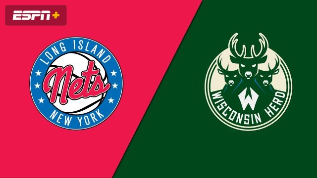 Long Island Nets vs. Wisconsin Herd
