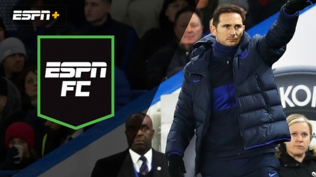 Fri, 2/21 - ESPN FC: Showdown at Stamford Bridge