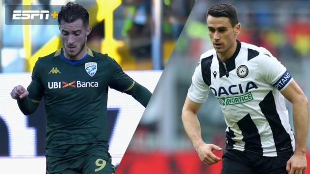 Brescia vs. Udinese (Serie A)