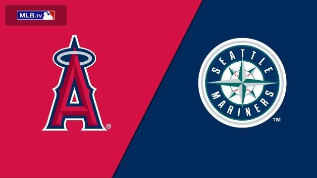 Los Angeles Angels of Anaheim vs. Seattle Mariners