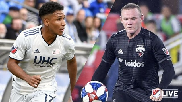 New England Revolution vs. D.C. United (MLS)