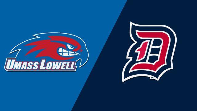 UMass Lowell vs. Duquesne (M Basketball)