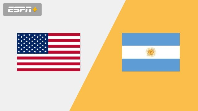 USA vs. Argentina (Group Phase)