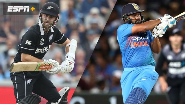 New Zealand vs. India (2nd T20)
