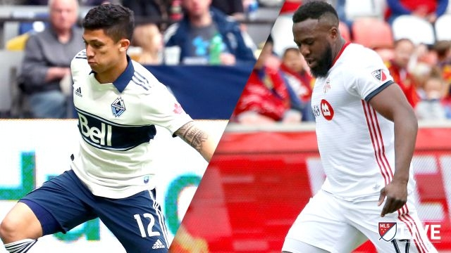 Vancouver Whitecaps FC vs. Toronto FC (MLS)