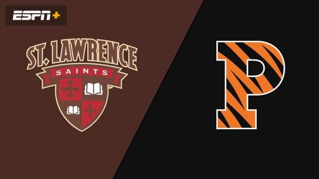 St. Lawrence vs. #8 Princeton (W Hockey)