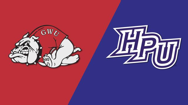 Gardner-Webb vs. High Point (W Volleyball)