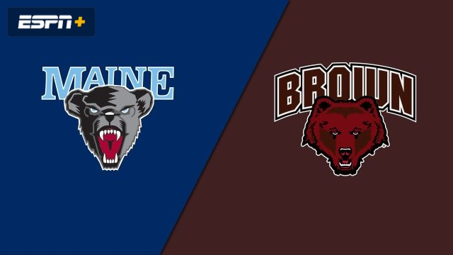 Maine vs. Brown (W Basketball)