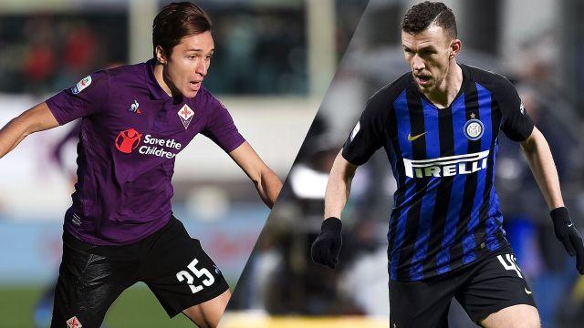 Fiorentina vs. Internazionale (Serie A)
