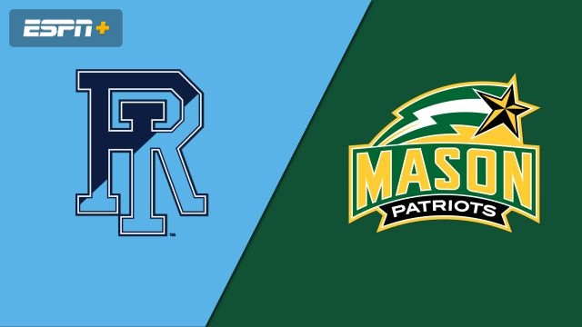 Rhode Island vs. George Mason (W Volleyball)