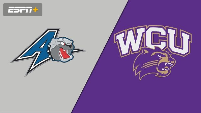 UNC Asheville vs. Western Carolina (W Volleyball)