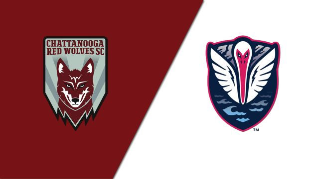Chattanooga Red Wolves SC vs. Tormenta FC