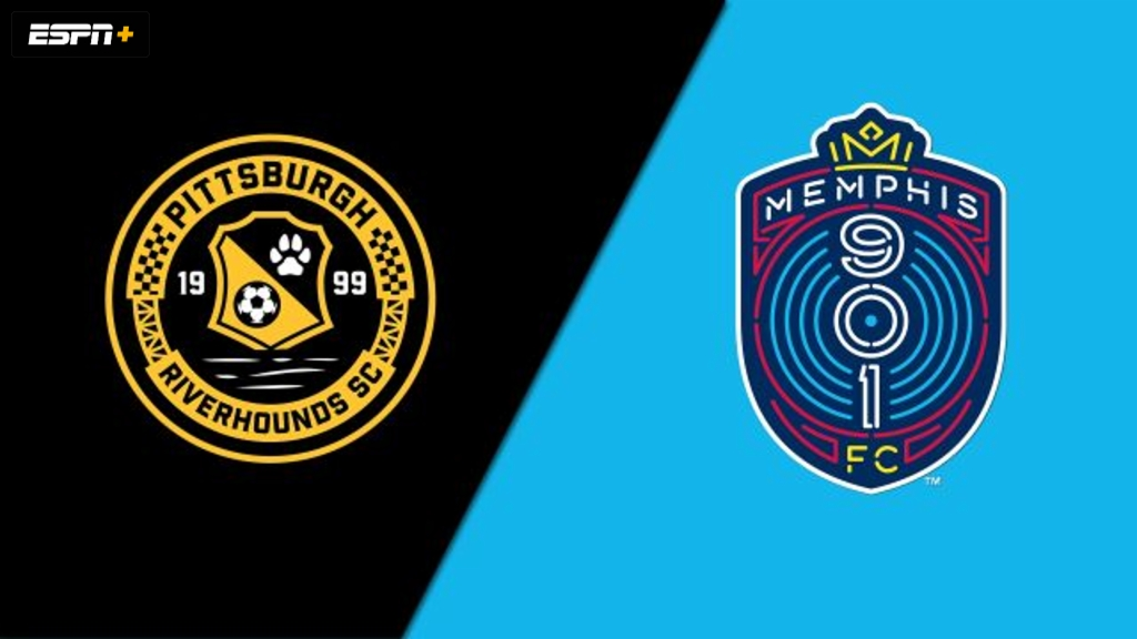 Pittsburgh Riverhounds SC vs. Memphis 901 FC (USL Championship)