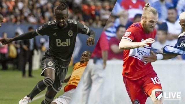 Vancouver Whitecaps FC vs. Chicago Fire