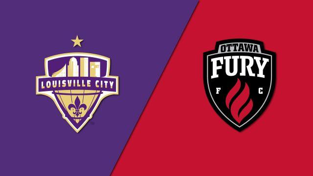 Louisville City FC vs. Ottawa Fury FC