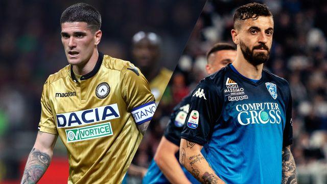 Udinese vs. Empoli (Serie A)