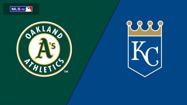 Oakland Athletics vs. Kansas City Royals