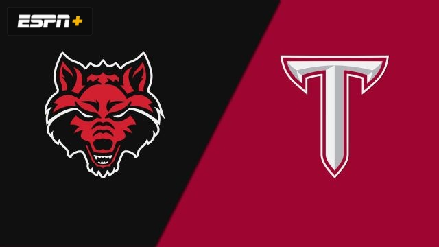Arkansas State vs. Troy (M Basketball)