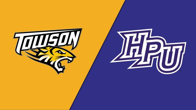 Towson vs. High Point (W Lacrosse)