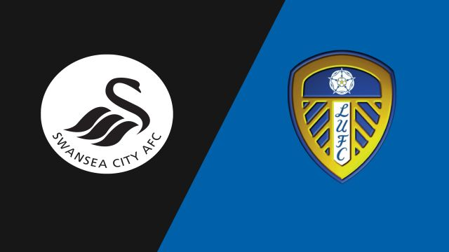 Swansea City vs. Leeds United (English League Championship)