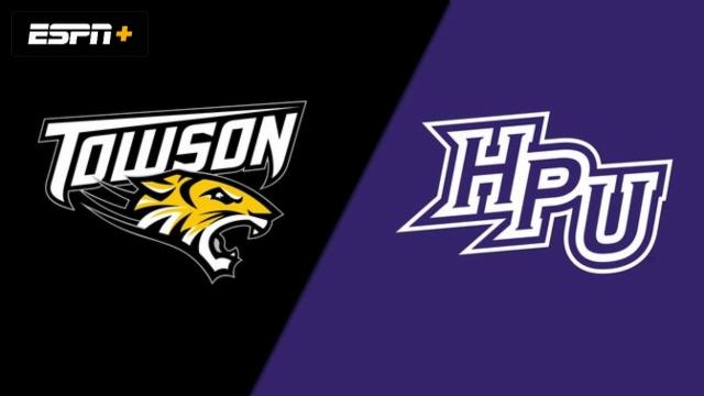 Towson vs. High Point (Baseball)
