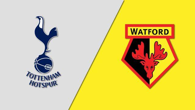 Tottenham Hotspur vs. Watford (Round #3)