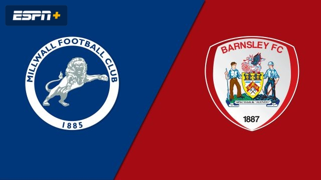 Millwall vs. Barnsley (English League Championship)