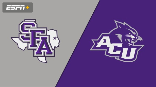 Stephen F. Austin vs. Abilene Christian (W Basketball)