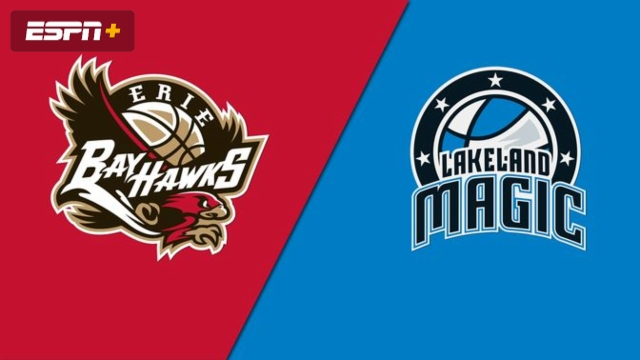 Erie BayHawks vs. Lakeland Magic