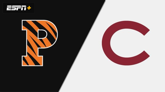 Princeton vs. Colgate (M Hockey)