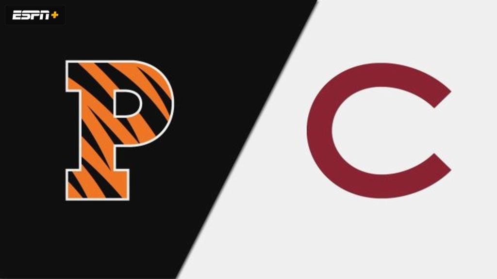 Princeton vs. Colgate (M Hockey)