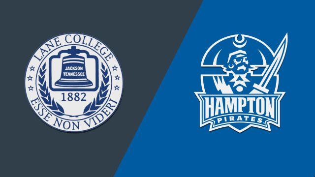 Lane College vs. Hampton (Football)