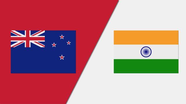 New Zealand vs. India (3rd ODI)