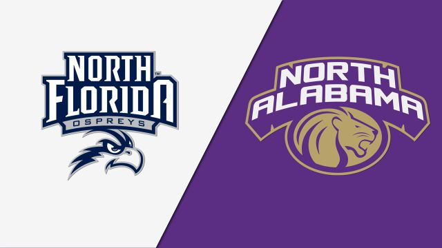 North Florida vs. North Alabama (Baseball)