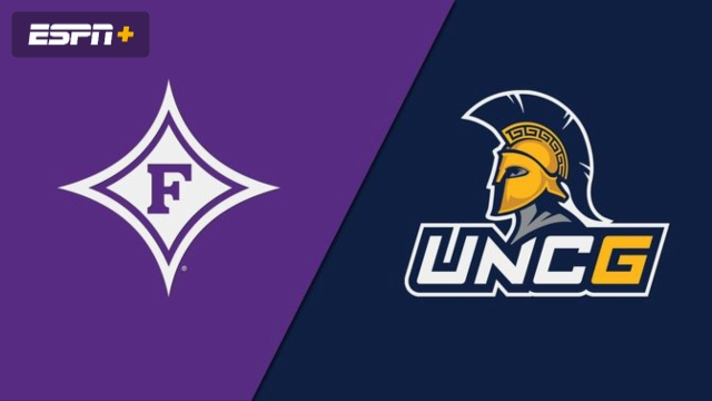 Furman vs. UNC Greensboro (M Basketball)