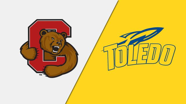 Cornell vs. Toledo (M Basketball)