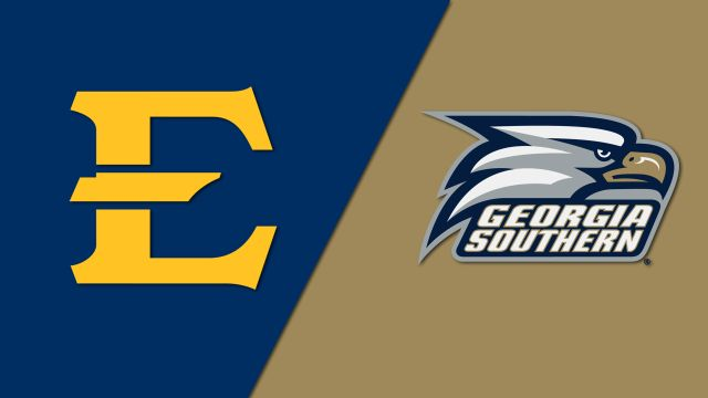 East Tennessee State vs. Georgia Southern (M Soccer)