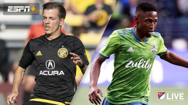 Columbus Crew SC vs. Seattle Sounders FC (MLS)