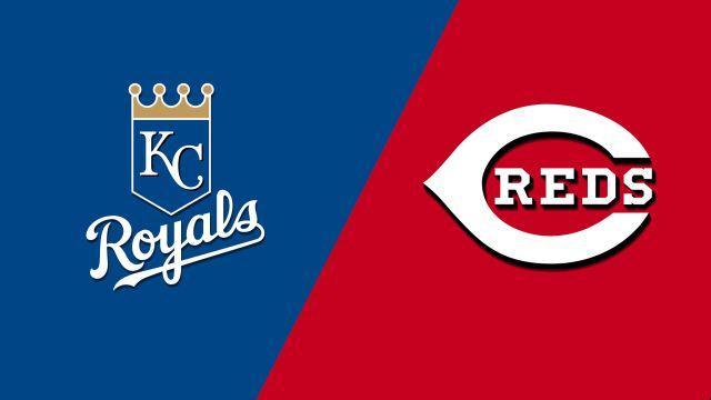 Kansas City Royals vs. Cincinnati Reds