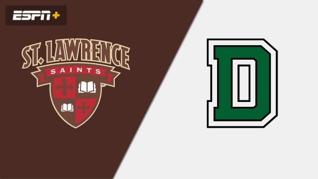 St. Lawrence vs. Dartmouth (M Hockey)
