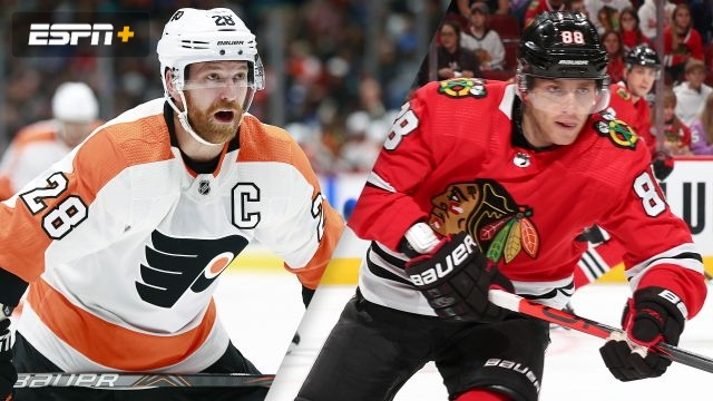 Philadelphia Flyers vs. Chicago Blackhawks